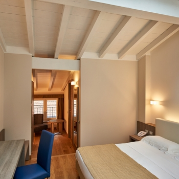 Gallery_Hotel Centrale - Deluxe Double room 2