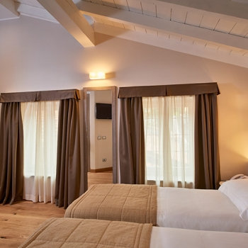 Gallery_Hotel Centrale - Deluxe Twin - Double room